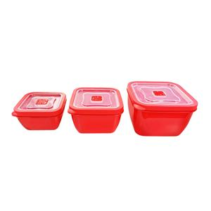 Food container set 600ml 1 1l 1 7l cos complete office for Decor 900ml container