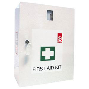 st john emergency first aid quick guide